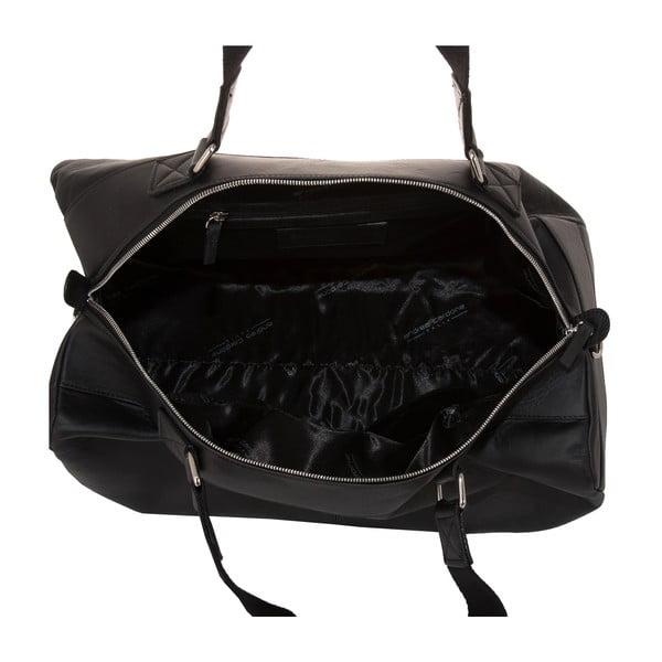 Pánska cestovná taška Vintage Black