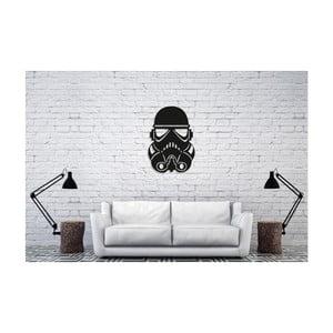 Čierna nástenná dekorácia Oyo Concept 40×60 cm