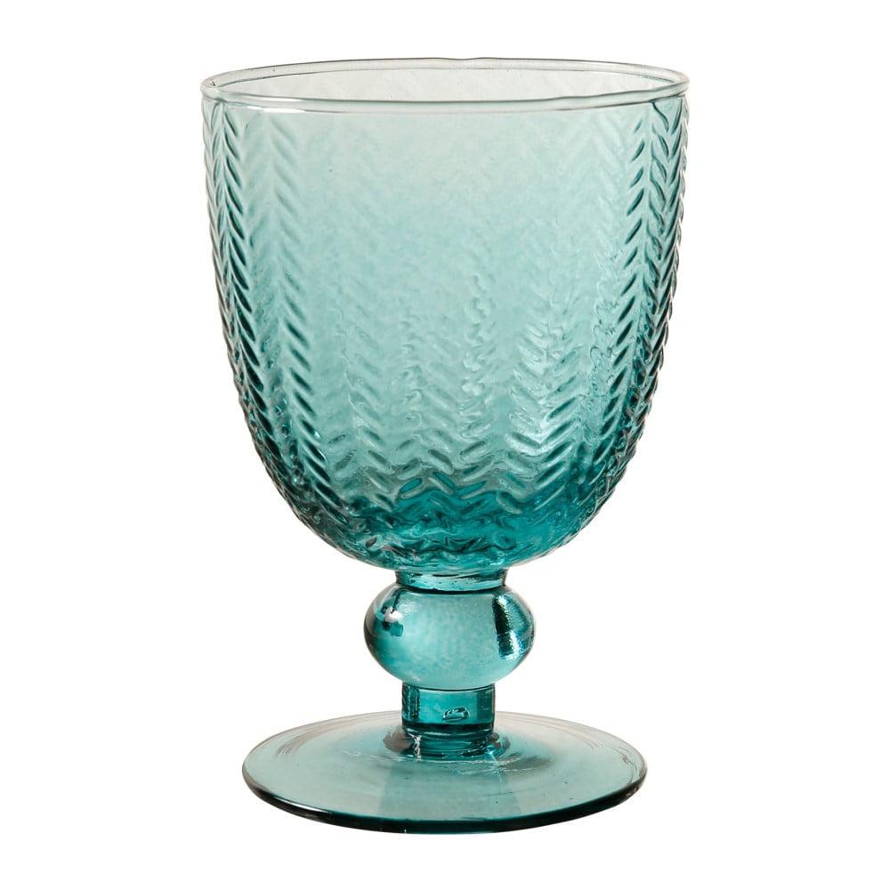 Modrý pohár na víno Côté Table Mycenes, 250 ml