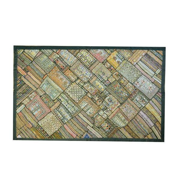 Prikrývka na posteľ Rajastan, 198x124 cm