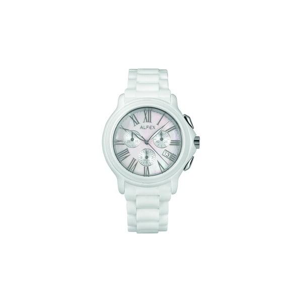 Pánske hodinky Alfex 5629 White/White