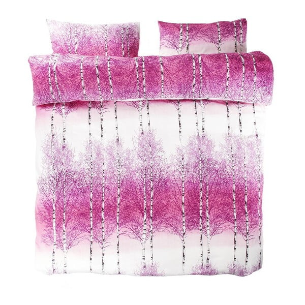 Obliečky Pink King, 230x220 cm