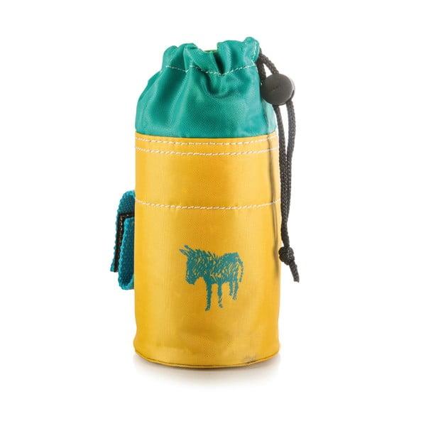 Cyklistická taška na fľašu Donkey Yellow