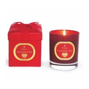 Sviečka Parks Candles London Valentines, 50 hodín horenia