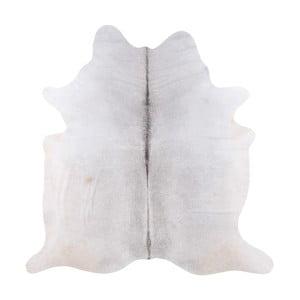 Pravá hovädzia koža Arctic Fur Galo Gris, 210 × 210 cm