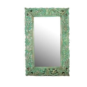 Zrkadlo Orient 60x90 cm, modré