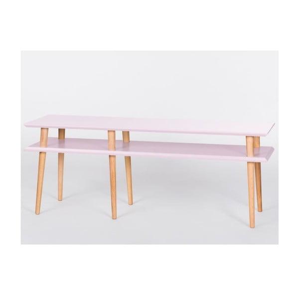 Konferenčný stolík Mugo Pink, 159 cm