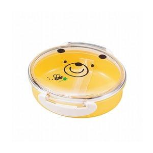 Detský desiatový box Kodomo Bee, 320 ml