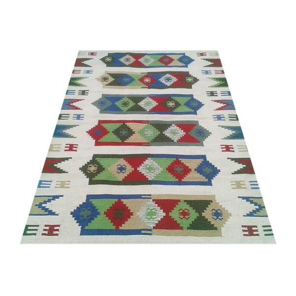 Vlnený koberec Kilim no. 192, 160x240 cm