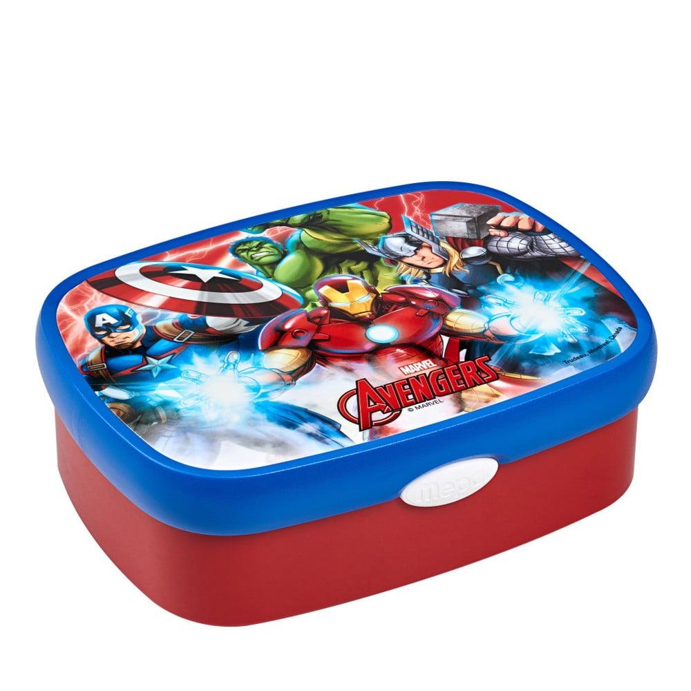 Detský desiatový box Rosti Mepal Avengers