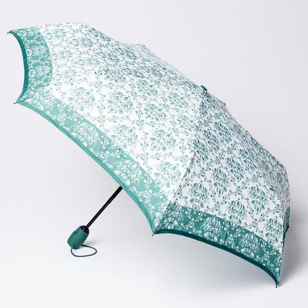 Skladací dáždnik Alvarez Damask Green