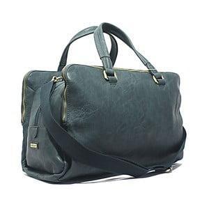 Cestovná taška Bobby Black - Blue, 50x30 cm