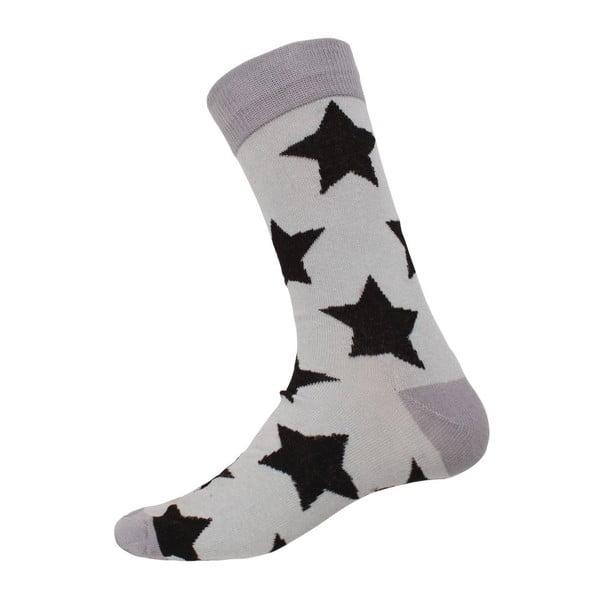 Ponožky Star Grey, veľkosť 40-44