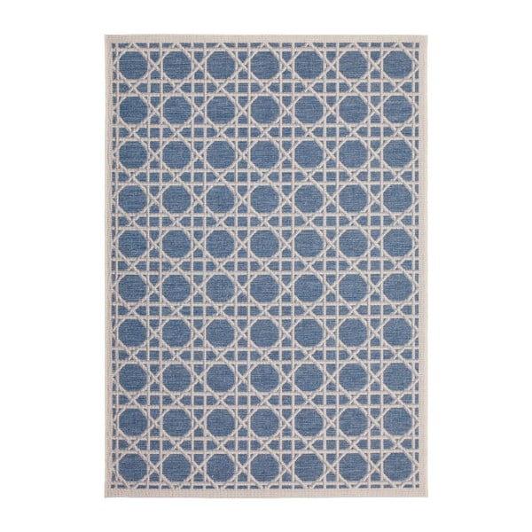 Koberec Tropical 310 Blue, 120x170 cm