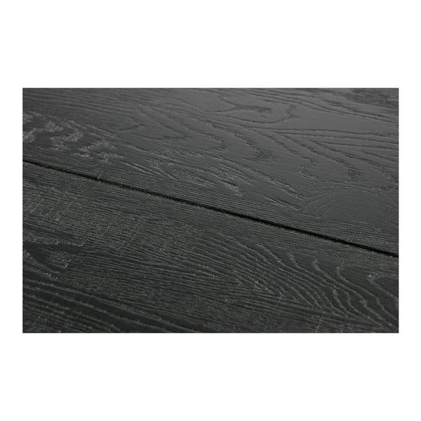 Jedálenský stôl s doskou z dubového dreva De Eekhoorn Silas, 90×220cm