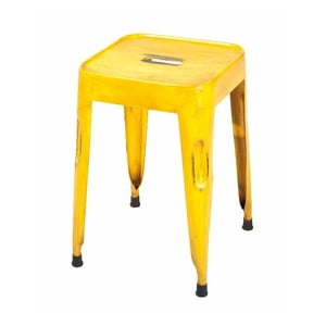 Sada 4 žltých stoličiek 13Casa Industry