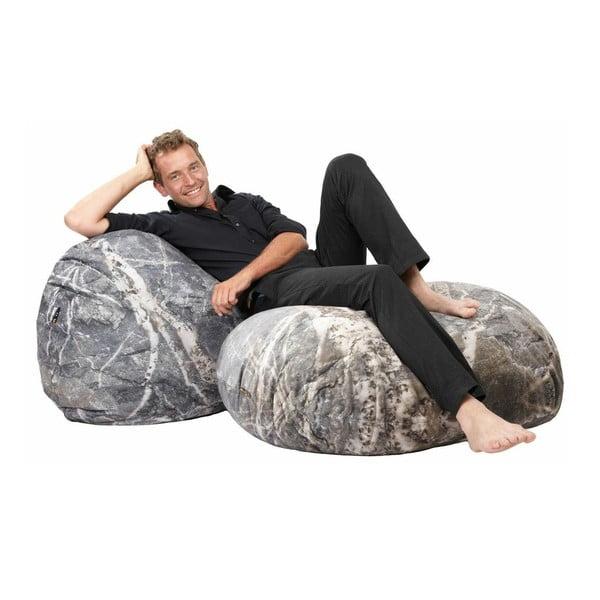 Sedák Merowings Stone, 100x80cm