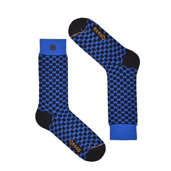 Ponožky Qnoop Shield Blue, veľ. 43-46
