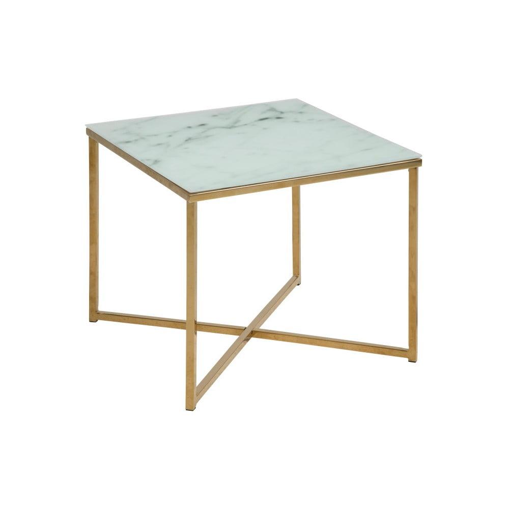 Odkladací stolík Actona Alisma, 50 × 42 cm