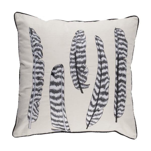 Vankúš Zebra Feathers, 45x45 cm