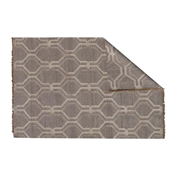 Ručne tkaný koberec Kilim D no.754, 140x200 cm