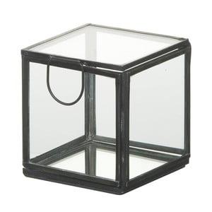 Sklenený úložný box Parlane Glass, 8 cm