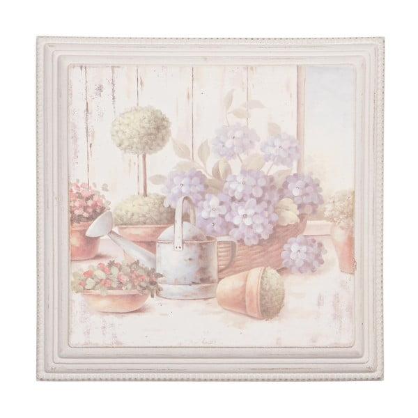 Obrázok Violets 31x31 cm