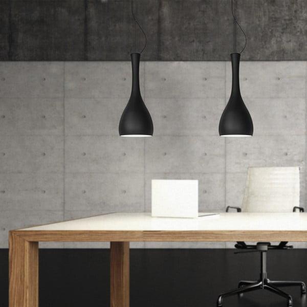 Biele závesné svetlo Sotto Luce ITTEKI Elementary