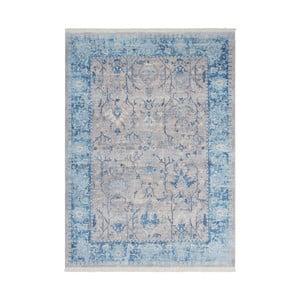 Modro-sivý koberec Kayoom Freely, 160 x 230 cm