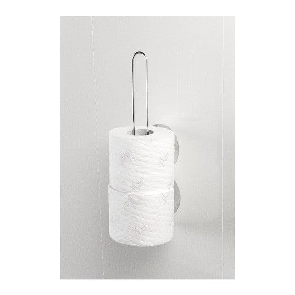 Samodržiaci nástenný stojan na toaletné papiere Wenko Static-Loc