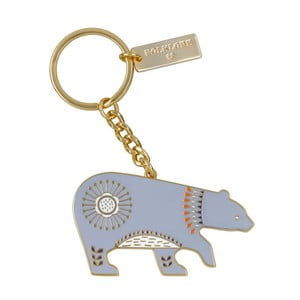 Prívesok na kľúče Folklore Bear