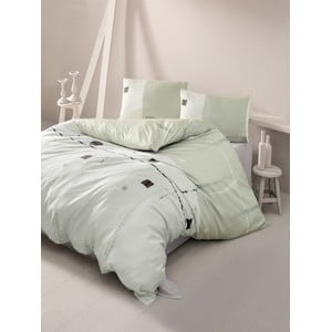 Obliečky s plachtou Nil Beige, 200x220 cm