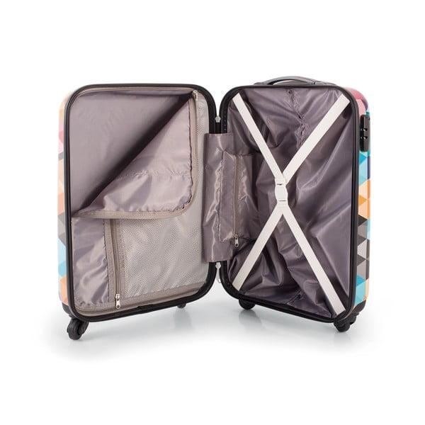Set 2 cestovných kufrov Lucchino Multi