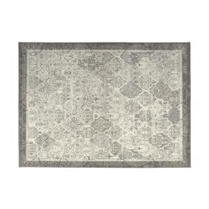 Sivý vlnený koberec Kooko Home Glam, 200 × 300 cm