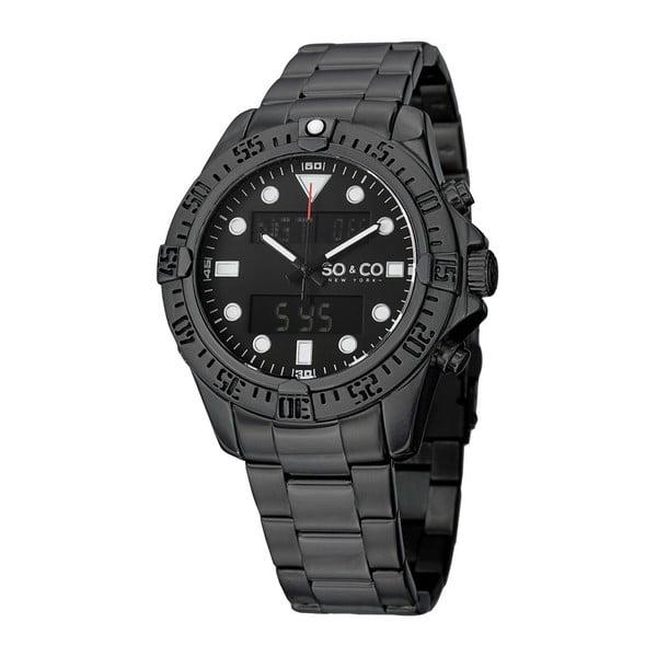 Pánske hodinky Yacht Race All Black