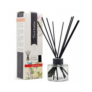 Difuzér s vôňou jazmínu Boles d'olor Mikado, 125 ml