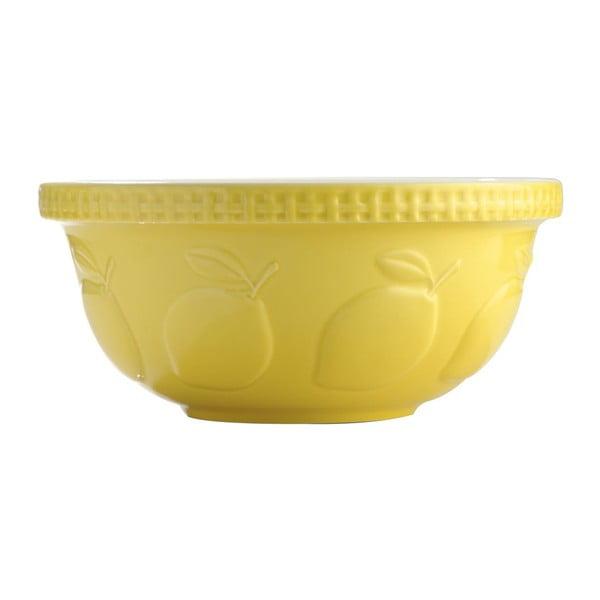 Kameninová misa Lemon, 29 cm