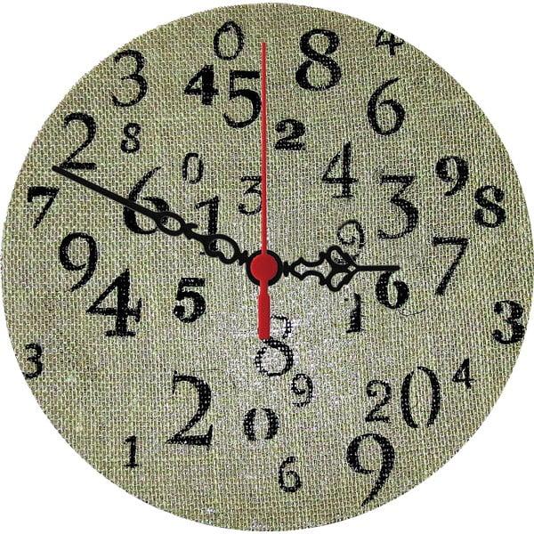Nástenné hodiny Choose Time, 30 cm
