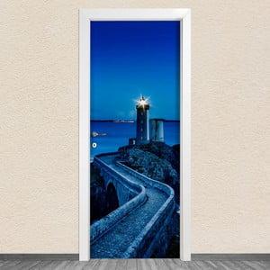 Samolepka na dvere LineArtistica Faro, 80×215cm