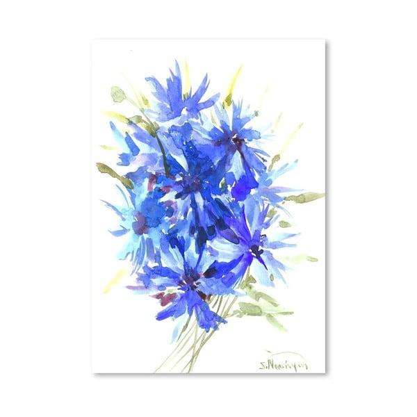 Plagát Corn Flowers od Suren Nersisyan