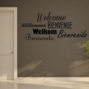 Samolepka Ambiance Welcome