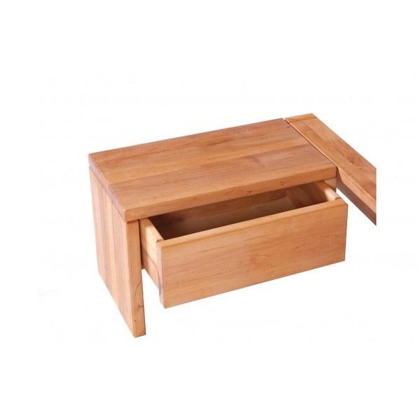 Nočný stolík z jelšového dreva Mazzivo Fidenza