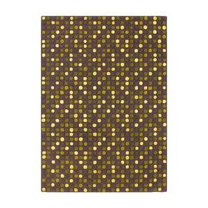 Vlnený koberec Bernadette, 60x120 cm