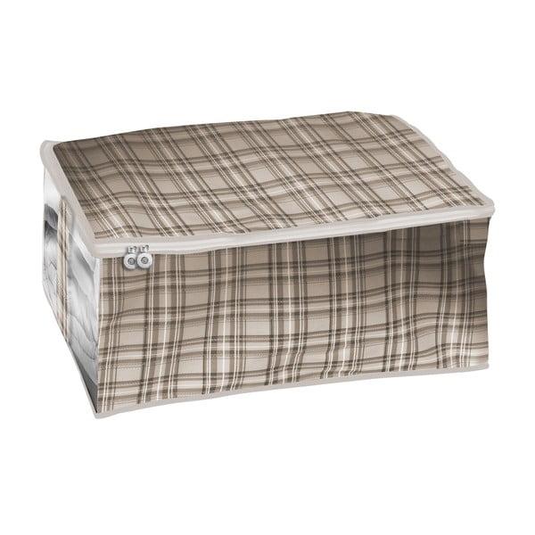 Úložný box Tartan, 40x60x25 cm