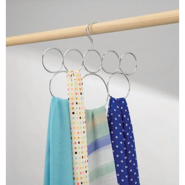 Závesný držiak na oblečenie InterDesign Loop