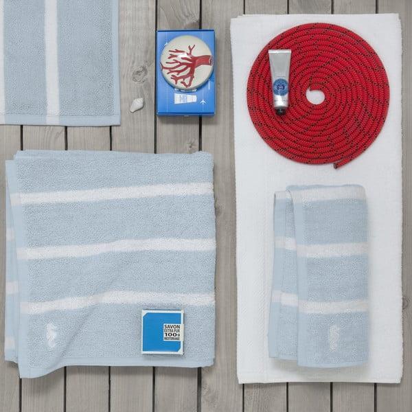 Set 3 uterákov Menton Blue, 60x110cm