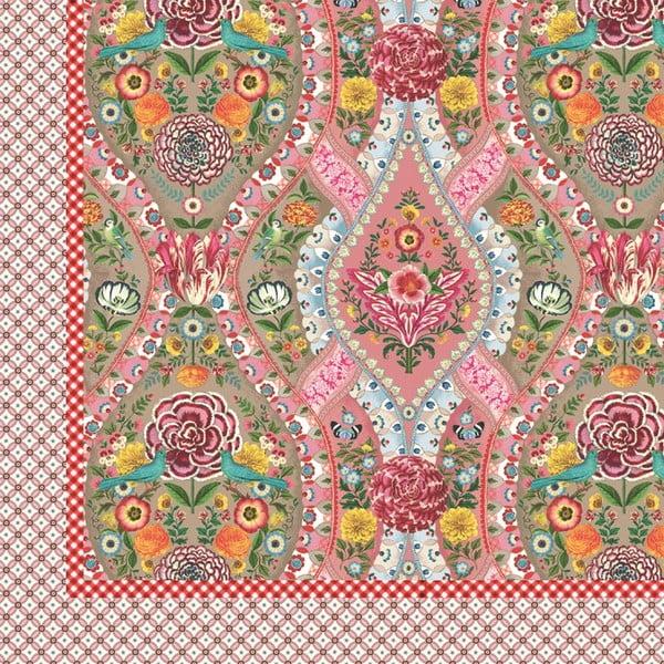 Obliečky Melody Khaki, 140x200 cm
