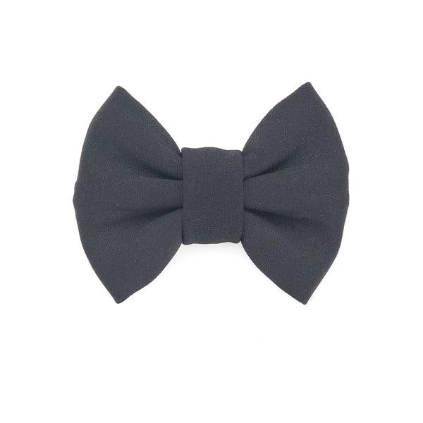 Čierny charitatívny psí motýlik Funky Dog Bow Ties, veľ. S