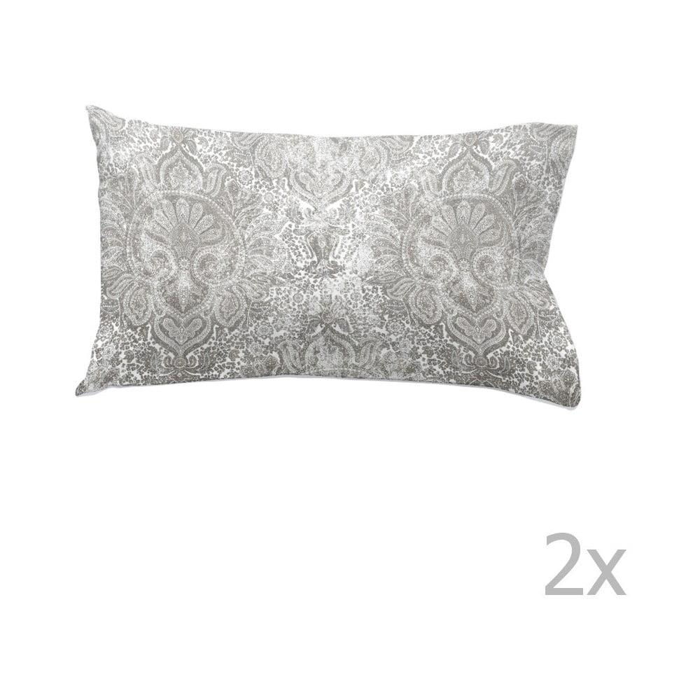 Sada 2 bavlnených obliečok na vankúš Ethere Madison Duro, 50 × 75 cm