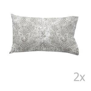 Sada 2 bavlnených obliečok na vankúš Ethere Madison Duro, 50×75 cm